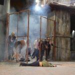 'THE WALKING DEAD EXPERIENCE' TERROR ZOMBIE EN MADRID